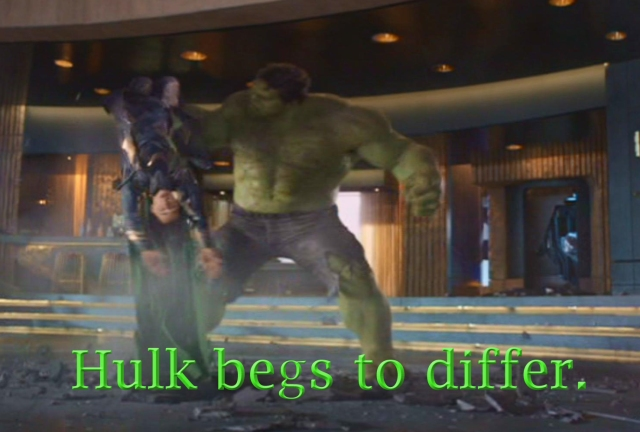 Photo 06 - Hulk Smash