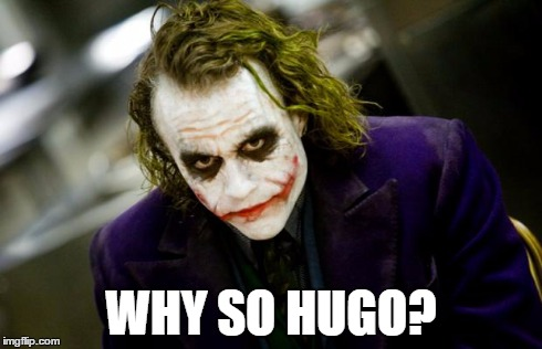 Joker Hugo Awards