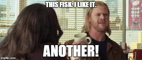 Thor fisk