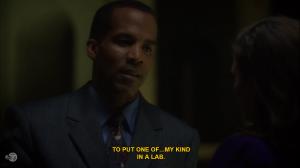 Agent Carter racism 1