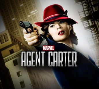 Agent Carter title